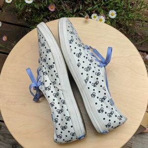 Keds Shoes - Keds // Champion bicycle dot print